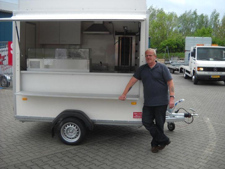 Verkoopwagen van Sallas Zwolle
